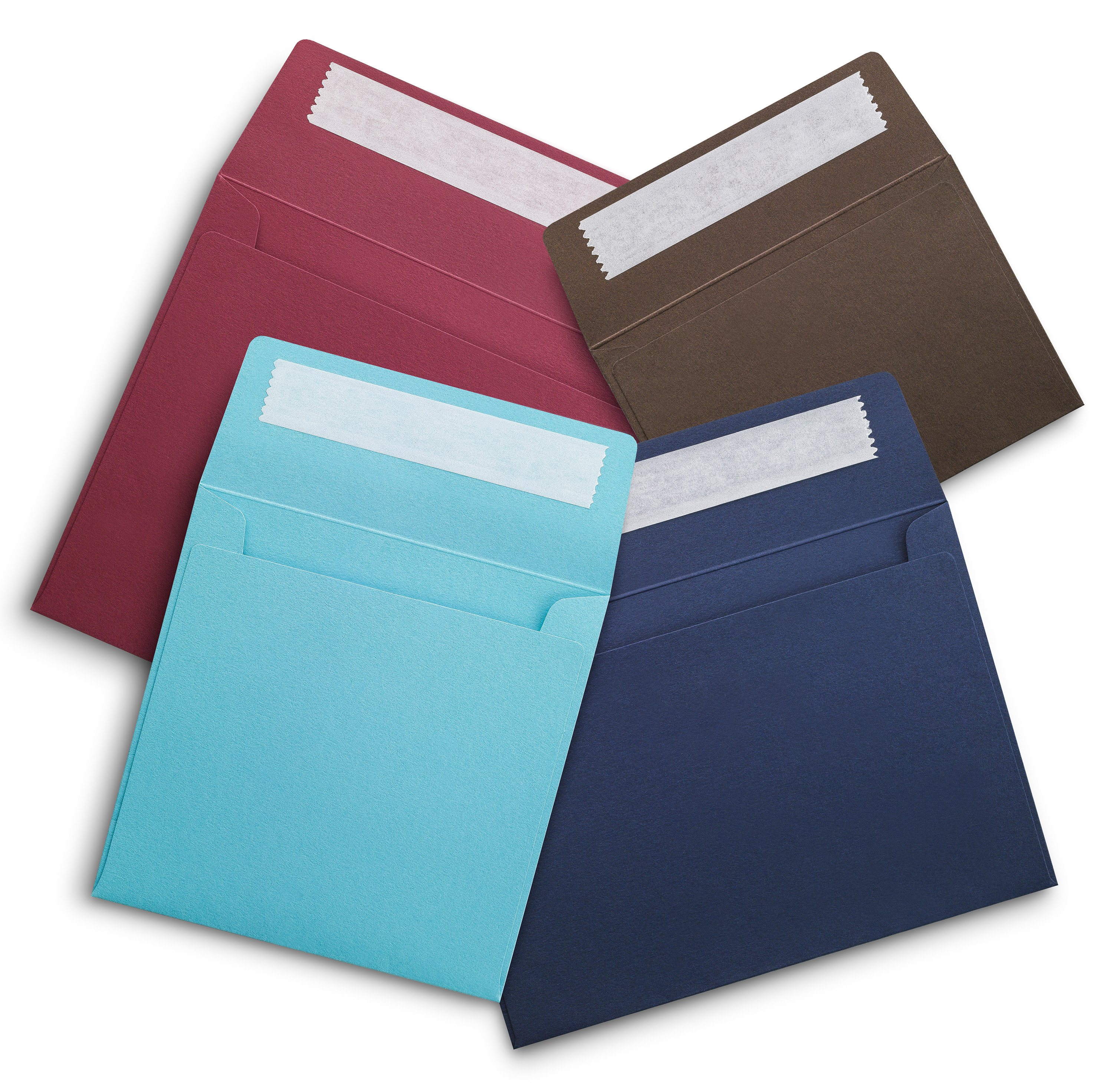 Custom Coloured Envelopes