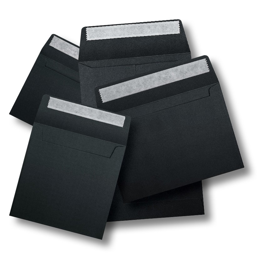 Black Envelopes