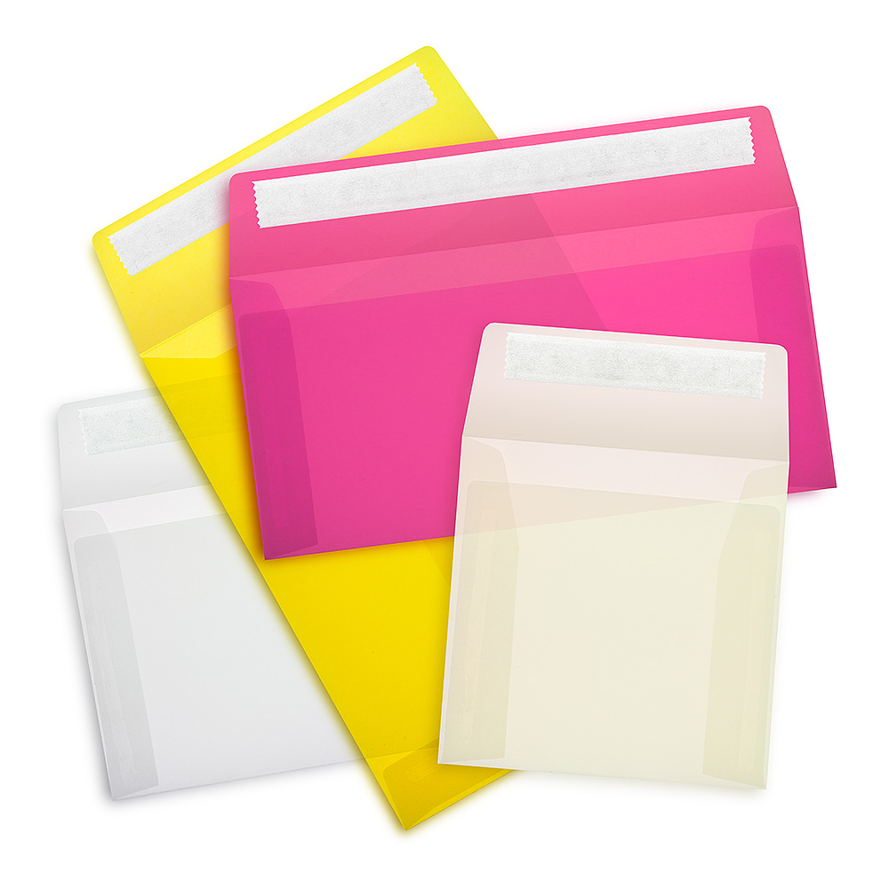 Translucent Envelopes & Paper