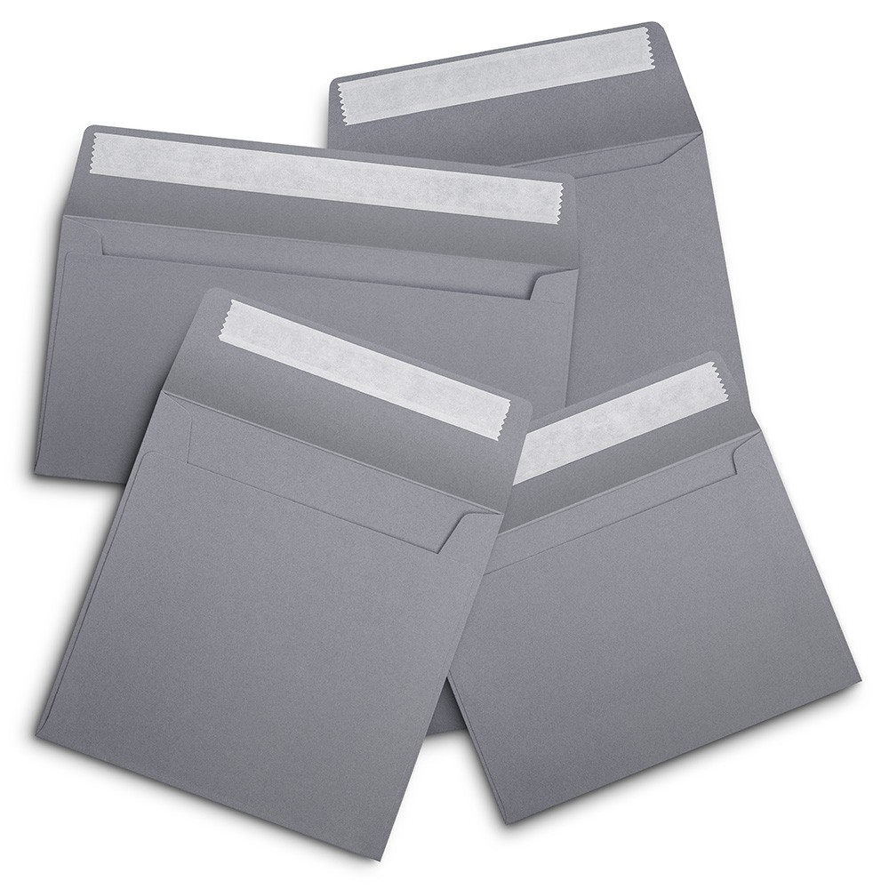 Grey Envelopes
