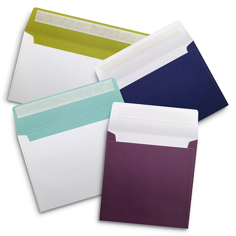 Pantone Coloured Envelopes